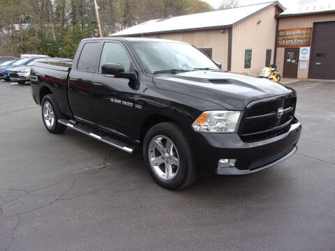 2011 RAM Ram Pickup 1500 for sale at Dave Thornton North East Motors in North East PA