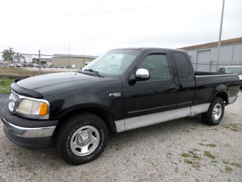 1999 Ford F-150 for sale at Budget Corner in Fort Wayne IN