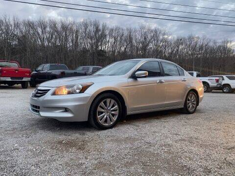 2011 Honda Accord for sale at Tennessee Valley Wholesale Autos LLC in Huntsville AL
