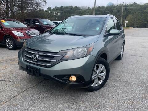 2012 Honda CR-V for sale at Philip Motors Inc in Snellville GA