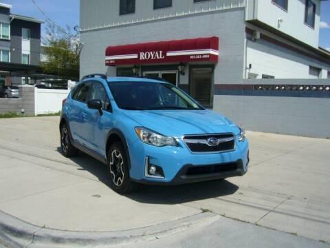 2016 Subaru Crosstrek for sale at Royal Auto Inc in Murray UT