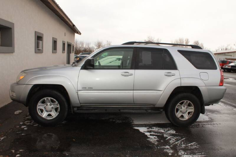 2005 Toyota 4Runner for sale at Epic Auto in Idaho Falls ID
