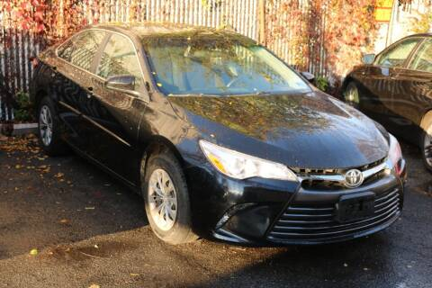 2017 Toyota Camry for sale at Shah Jee Motors in Woodside NY
