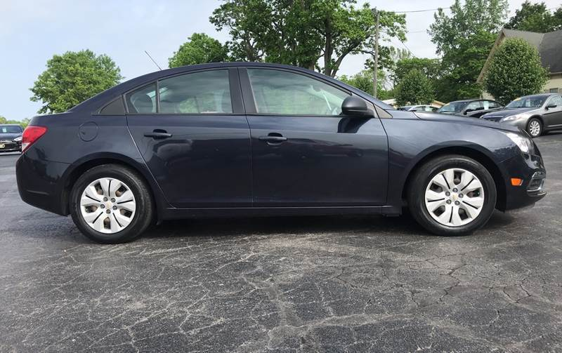 2016 Chevrolet Cruze Limited for sale at Westview Motors in Hillsboro OH