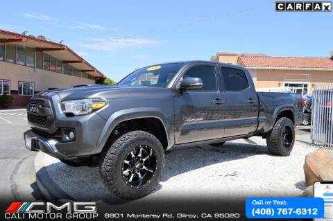 2016 Toyota Tacoma for sale at Cali Motor Group in Gilroy CA