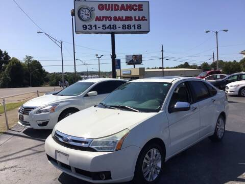 2011 Ford Focus for sale at Guidance Auto Sales LLC in Columbia TN