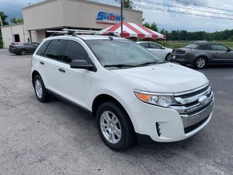 2012 Ford Edge for sale at Tim Short Auto Mall in Corbin KY