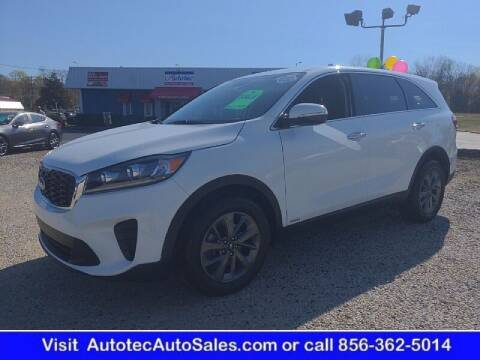 2020 Kia Sorento for sale at Autotec Auto Sales in Vineland NJ