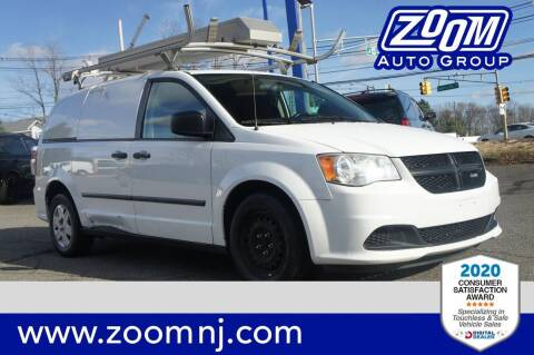 2013 RAM C/V for sale at Zoom Auto Group in Parsippany NJ