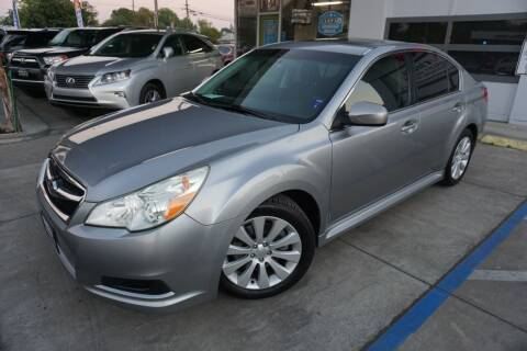 2011 Subaru Legacy for sale at Industry Motors in Sacramento CA