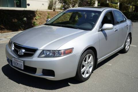 2004 Acura TSX for sale at Sports Plus Motor Group LLC in Sunnyvale CA