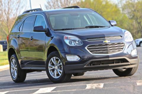 2017 Chevrolet Equinox for sale at P M Auto Gallery in De Soto KS