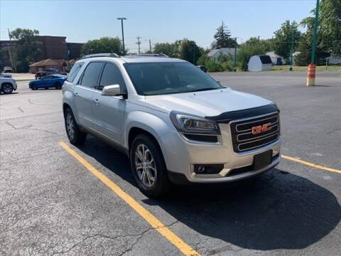 2015 GMC Acadia for sale at Greenway Automotive GMC in Morris IL