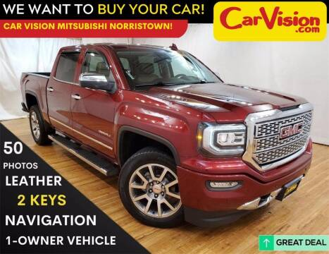 2017 GMC Sierra 1500 for sale at Car Vision Mitsubishi Norristown in Trooper PA