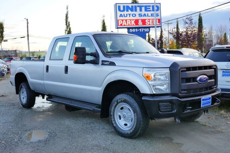 2012 Ford F-350 Super Duty for sale at United Auto Sales in Anchorage AK