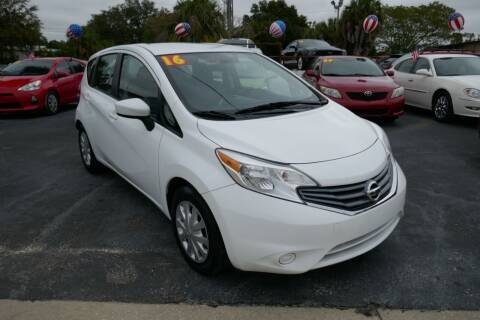 2016 Nissan Versa Note for sale at J Linn Motors in Clearwater FL