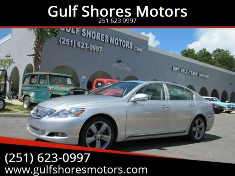 2011 Lexus GS 350 for sale at Gulf Shores Motors in Gulf Shores AL