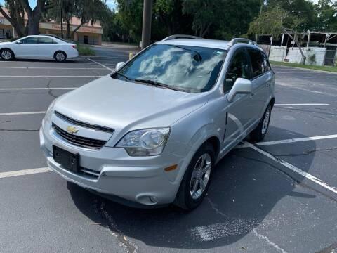 2013 Chevrolet Captiva Sport for sale at Florida Prestige Collection in Saint Petersburg FL