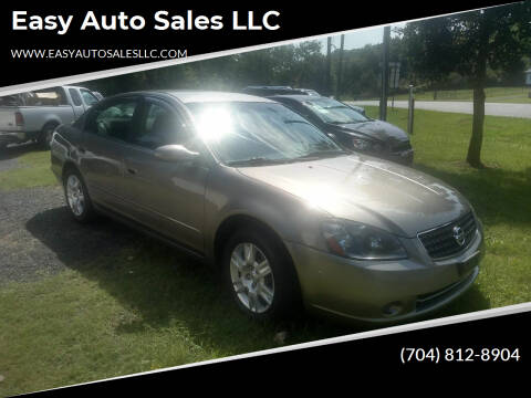 2006 Nissan Altima for sale at Easy Auto Sales LLC in Charlotte NC