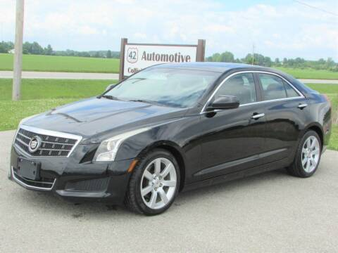 2014 Cadillac ATS for sale at 42 Automotive in Delaware OH