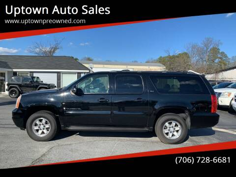 2008 GMC Yukon XL for sale at Uptown Auto Sales in Rome GA