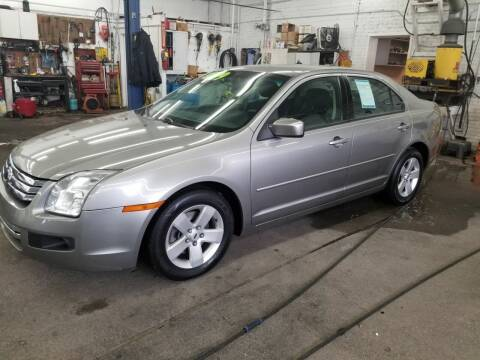 2008 Ford Fusion for sale at DALE'S AUTO INC in Mt Clemens MI