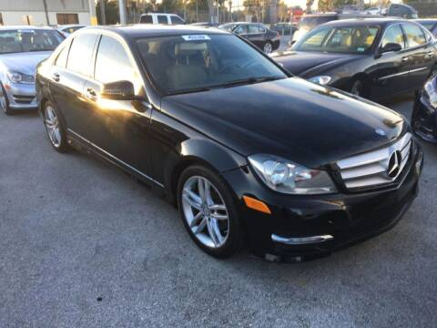 2013 Mercedes-Benz C-Class for sale at Nelivan Auto in Orlando FL