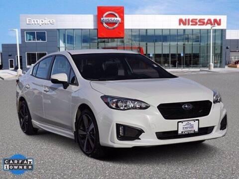 2018 Subaru Impreza for sale at EMPIRE LAKEWOOD NISSAN in Lakewood CO
