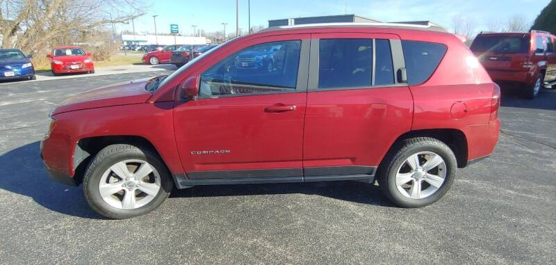 2016 Jeep Compass for sale at PEKARSKE AUTOMOTIVE INC in Two Rivers WI