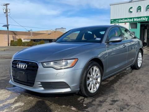2014 Audi A6 for sale at MFT Auction in Lodi NJ