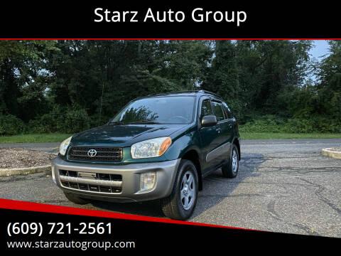 2003 Toyota RAV4 for sale at Starz Auto Group in Delran NJ