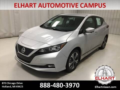 2020 Nissan LEAF for sale at Elhart Automotive Campus in Holland MI