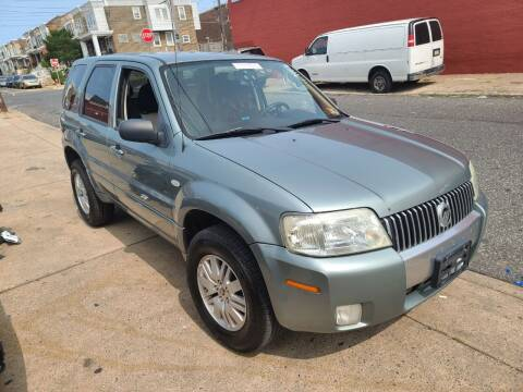 2006 Mercury Mariner for sale at Rockland Auto Sales in Philadelphia PA