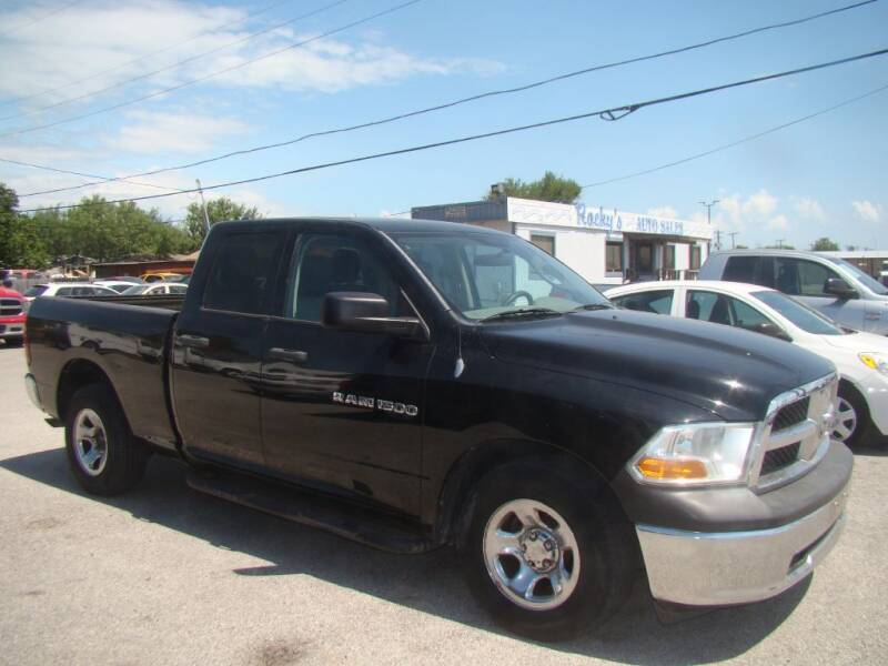 2012 RAM Ram Pickup 1500 for sale at Rocky's Auto Sales in Corpus Christi TX