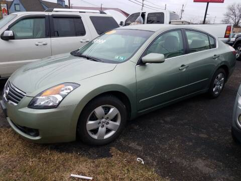 2007 Nissan Altima for sale at Wildwood Motors in Gibsonia PA