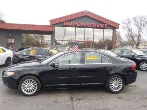 2007 Volvo S80 for sale at Super Service Used Cars in Milwaukee WI