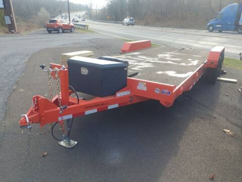 2021 Cam Superline Car Trailer for sale at Smart Choice 61 Trailers in Shoemakersville PA