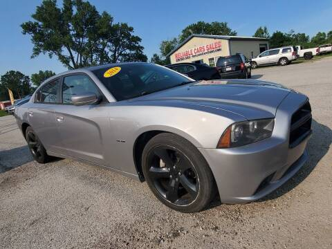2014 Dodge Charger for sale at Reliable Cars Sales in Michigan City IN
