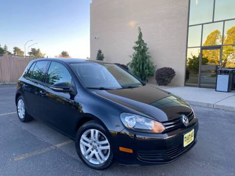 2010 Volkswagen Golf for sale at TDI AUTO SALES in Boise ID