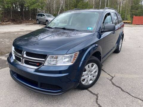 2015 Dodge Journey for sale at Granite Auto Sales in Spofford NH