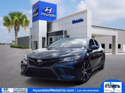 2019 Toyota Camry for sale at Metairie Preowned Superstore in Metairie LA