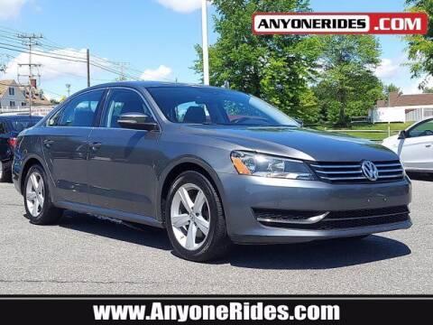 2013 Volkswagen Passat for sale at ANYONERIDES.COM in Kingsville MD