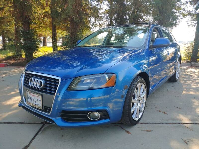 2010 Audi A3 for sale at Gold Rush Auto Wholesale in Sanger CA