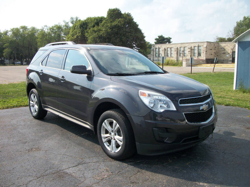 2015 Chevrolet Equinox for sale at USED CAR FACTORY in Janesville WI