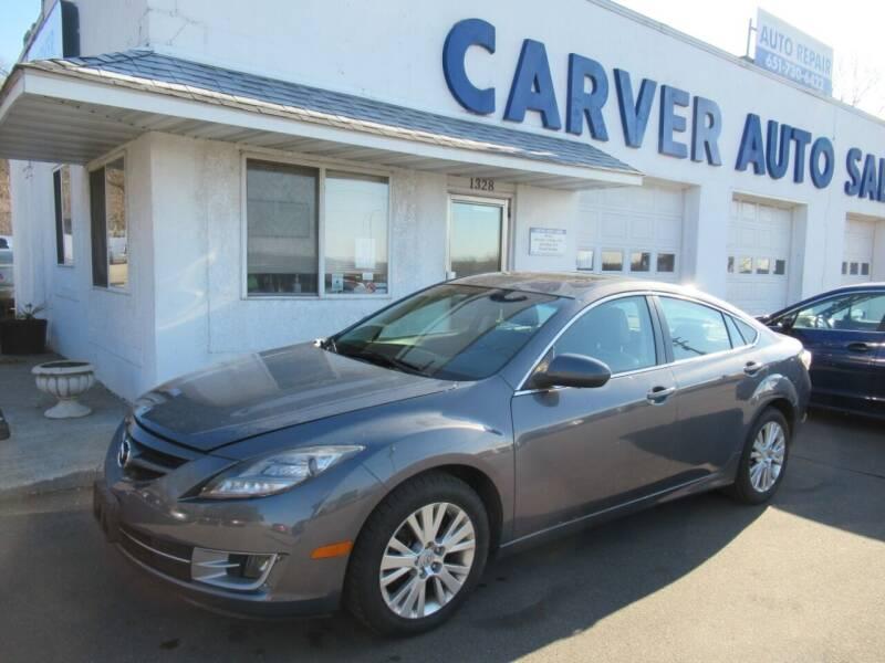 2009 Mazda MAZDA6 for sale at Carver Auto Sales in Saint Paul MN