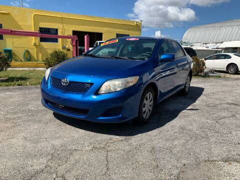 2009 Toyota Corolla for sale at Mid City Motors Auto Sales - Mid City North in N Fort Myers FL