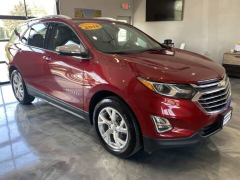 2018 Chevrolet Equinox for sale at Crossroads Car & Truck in Milford OH