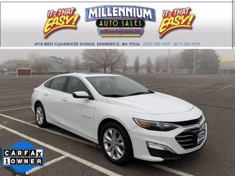 2019 Chevrolet Malibu for sale at Millennium Auto Sales in Kennewick WA