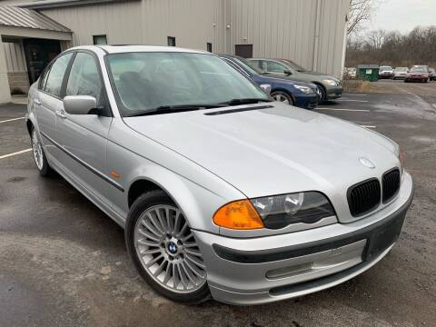 2001 BMW 3 Series for sale at Trocci's Auto Sales in West Pittsburg PA