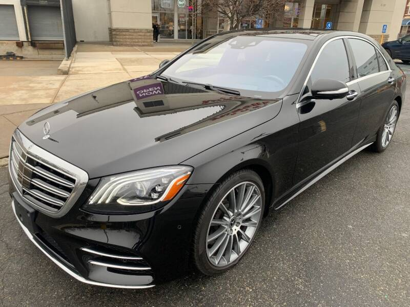 2020 Mercedes-Benz S-Class for sale at HI CLASS AUTO SALES in Staten Island NY